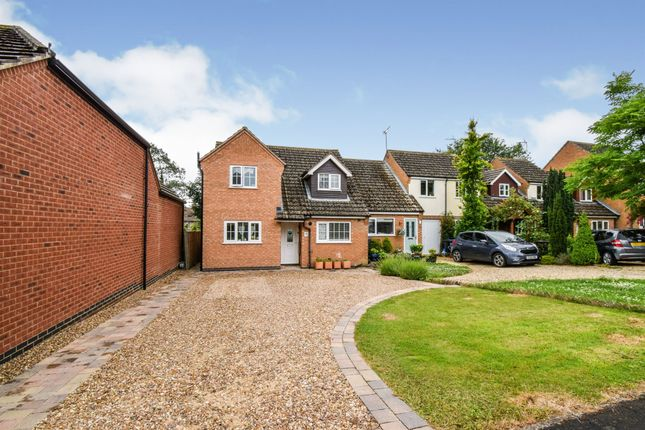 Thumbnail Semi-detached house for sale in Laughton Road, Lubenham, Market Harborough