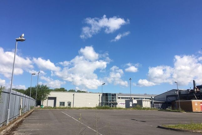 Thumbnail Industrial to let in Zone 2, Eastern Business Park, Bennett Street, Bridgend