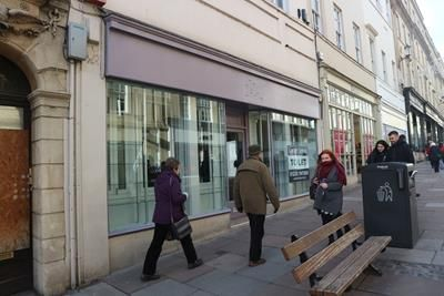 Thumbnail Retail premises to let in 3 Union Street, Bath, Bath And North East Somerset