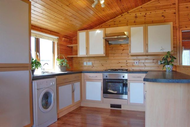 Thumbnail Mobile/park home for sale in Hampstead Lane, Yalding, Maidstone, Kent