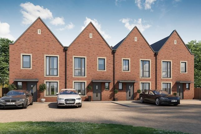 Thumbnail End terrace house for sale in Golden Mews, Ipswich