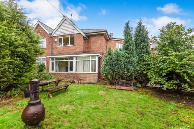 Thumbnail Semi-detached house for sale in Somerfield Road, Leamore, Walsall, .