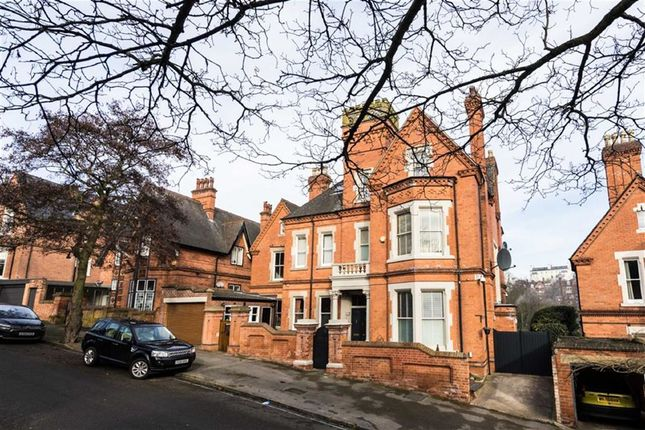 Thumbnail Detached house for sale in Cavendish Crescent North, Nottingham