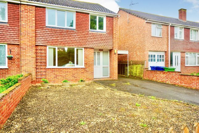 Thumbnail Semi-detached house for sale in Digby Drive, Tewkesbury
