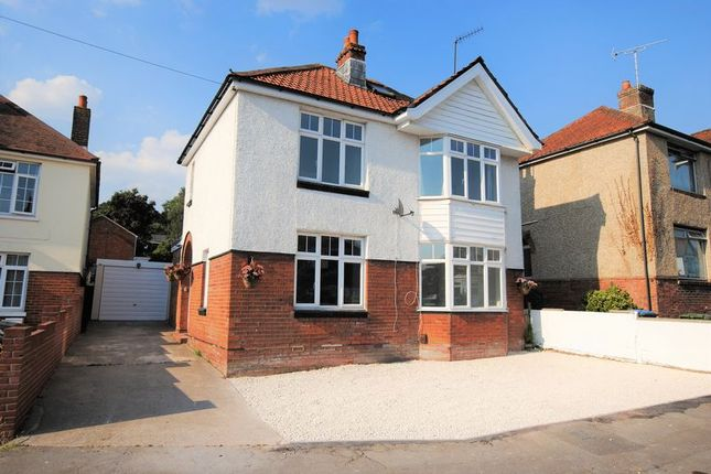 Thumbnail Detached house for sale in Coleson Road, Southampton