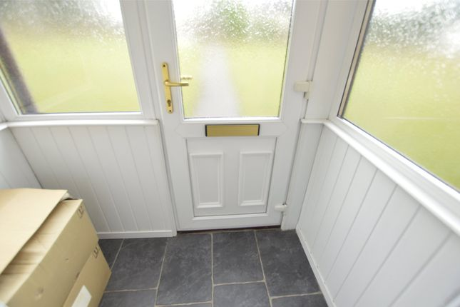 Porch of Dragon Road, Winterbourne, Bristol, Gloucestershire BS36