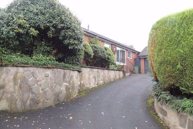 Thumbnail Detached bungalow for sale in Sandby Drive, Marple Bridge, Stockport
