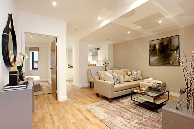 Thumbnail Flat for sale in St Leonards Road, Windsor, Berkshire