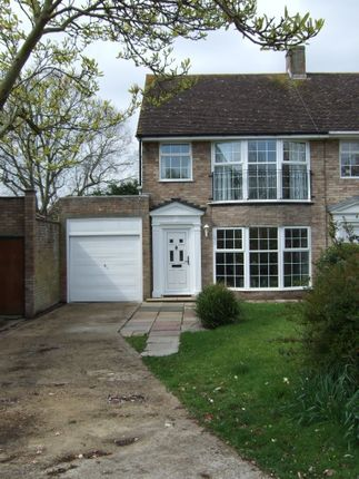 Thumbnail Semi-detached house to rent in Greenacres, Shoreham-By-Sea