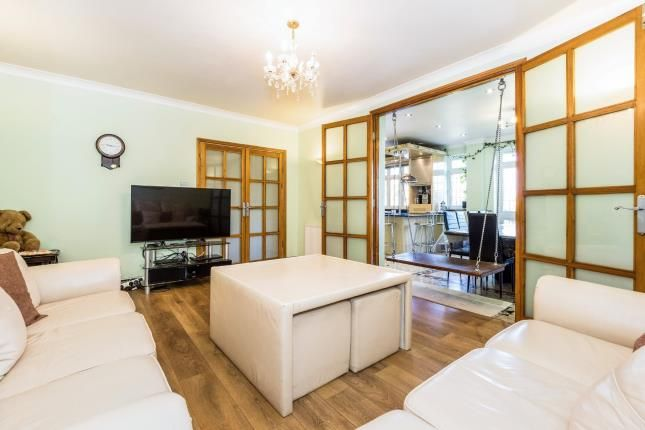 Lounge of Manor Road, Chigwell IG7
