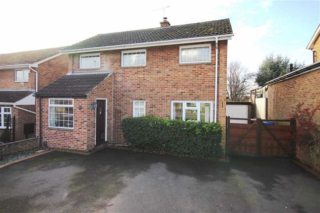 Thumbnail Detached house for sale in Birchover Way, Allestree, Derby