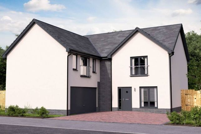 "Thumbnail Detached house for sale in ""Newman Garden Room"" at Burn Avenue, Wynyard, Billingham"