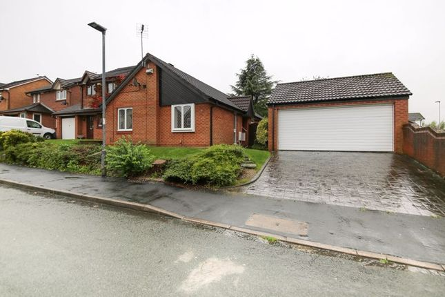 3 bed detached bungalow to rent in Navenby Road, Hawkley Hall, Wigan WN3