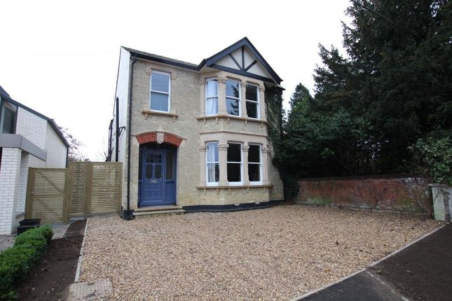 Thumbnail Detached house for sale in Barton Road, Ely
