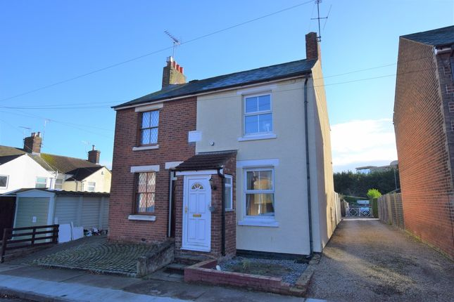 2 bed semi-detached house to rent in Three Crowns Road, Colchester