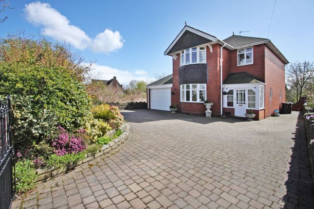 Thumbnail Detached house to rent in Ashbank Road, Ashbank, Stoke On Trent