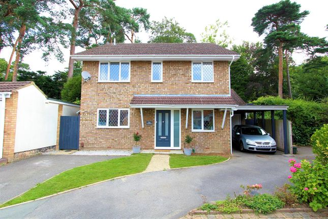 Thumbnail Detached house for sale in Hayes Barton, Pyrford, Woking