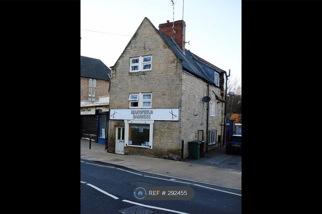 Thumbnail Flat to rent in Bridge Street, Mansfield