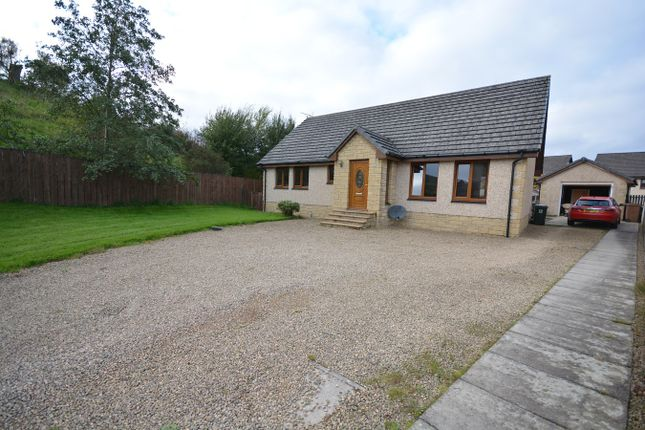 Thumbnail Detached bungalow for sale in Laggan View, Darvel