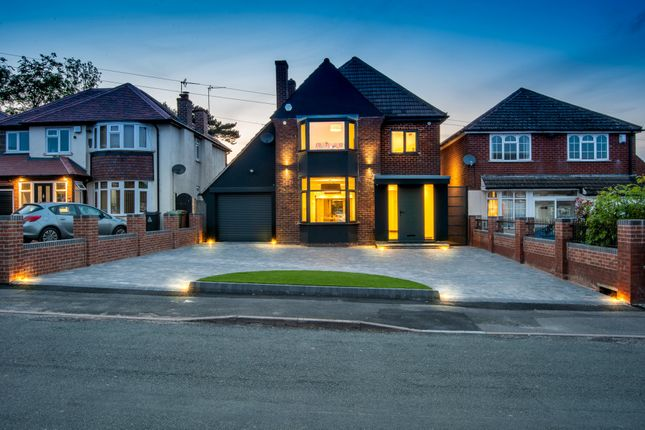 Thumbnail Detached house to rent in Bridle Lane, Sutton Coldfield, West Midlands