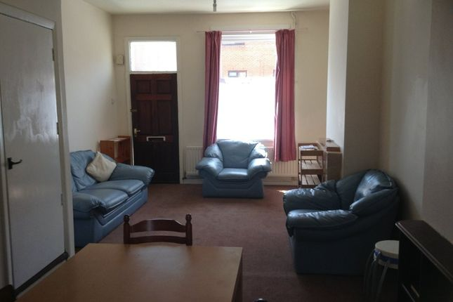 Thumbnail 3 bed end terrace house to rent in Norfolk Street, Coventry