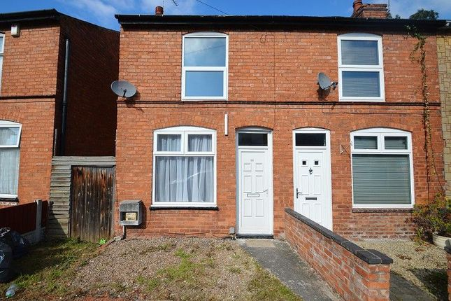3 bed terraced house to rent in Reservoir Road, Selly Oak, Birmingham, West Midlands.