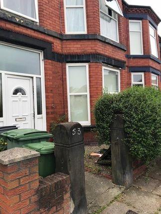Thumbnail Flat to rent in Mount Road, Birkenhead