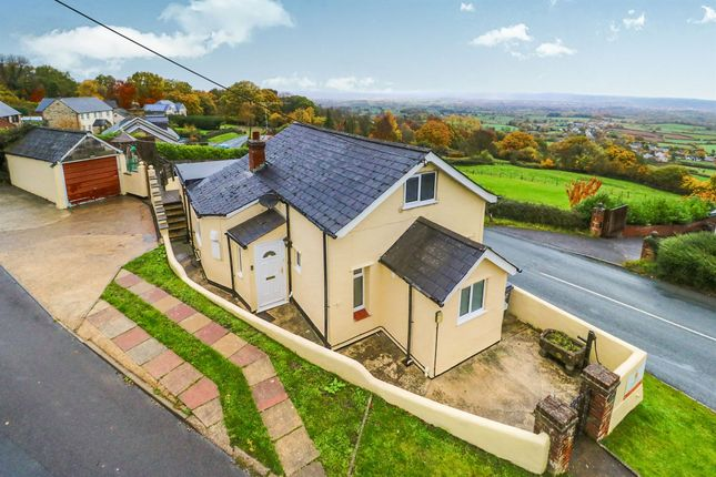 Thumbnail Detached house for sale in Melody Cottage, Blagdon Hill, Taunton