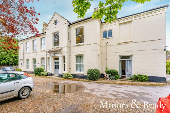Thumbnail Flat for sale in Harford Manor Close, Norwich