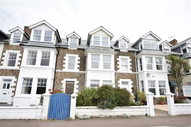 Thumbnail Flat to rent in Downs View, Bude, Cornwall