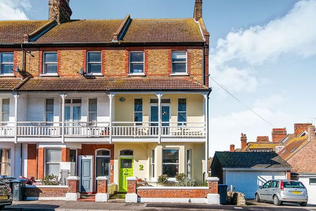 Thumbnail Terraced house for sale in Norman Road, Westgate-On-Sea