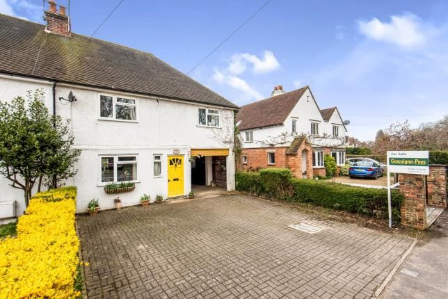 Thumbnail End terrace house for sale in Birtley Road, Bramley, Guildford