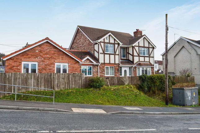Thumbnail Detached house for sale in Woodfield Terrace, Woodfieldside, Blackwood
