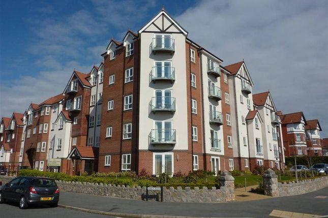Thumbnail Flat for sale in Abbey Road, Rhos On Sea, Colwyn Bay