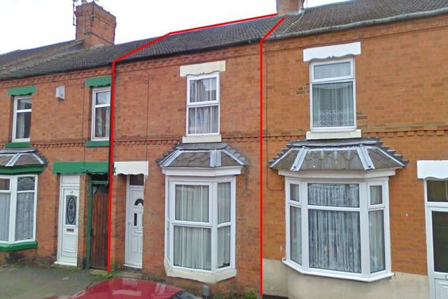 3 bed terraced house to rent in Victoria Street, Desborough, Kettering NN14
