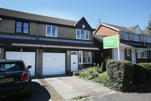 3 Bed Semi Detached House For Sale In Pendleton Drive Cramlington