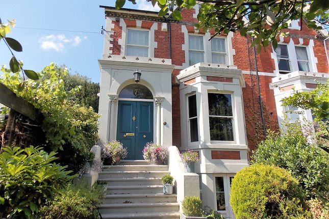 Thumbnail Semi-detached house for sale in King Edward Road, Rochester