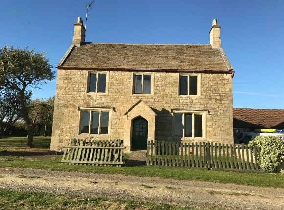 Thumbnail Cottage to rent in Uppingham Road, Corby