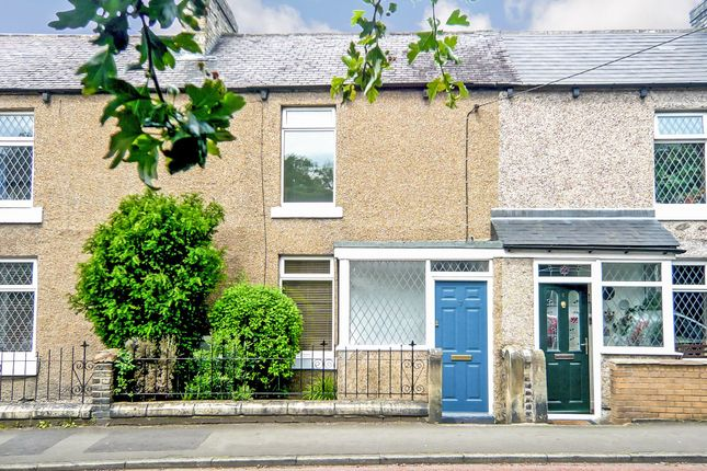Thumbnail Terraced house for sale in Crawcrook Terrace, Crawcrook, Ryton