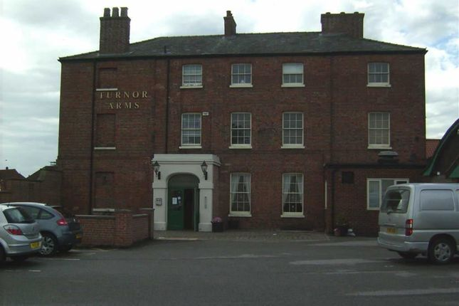 Thumbnail Flat to rent in Market Place, Wragby, Market Rasen