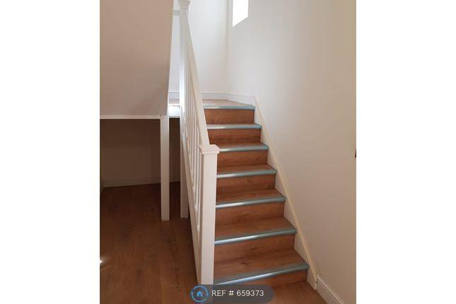Shared Stairs of Lidgett Lane, Leeds LS17