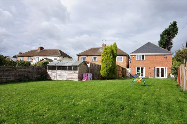 Thumbnail Detached house for sale in Pasture Lane, Hathern