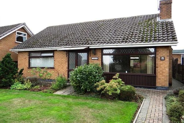 Thumbnail Bungalow to rent in Linden Avenue, Clay Cross, Chesterfield