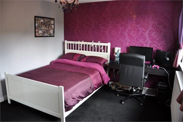 Bedroom Three of Ovington View, Prudhoe, Northumberland. NE42