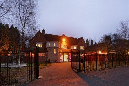 Thumbnail Detached house for sale in Jervis Park, Sutton Coldfield, West Midlands