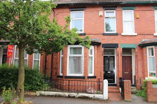 Thumbnail Property to rent in Mabfield Road, Fallowfield, Manchester