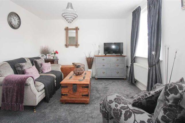 Living Room of Dukesfield, Shiremoor, Newcastle Upon Tyne NE27