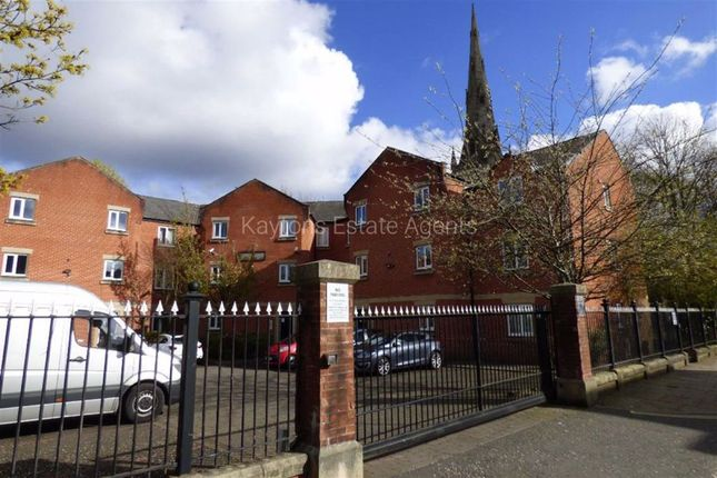 Thumbnail Flat to rent in Trinity Court, Cleminson Street, Salford
