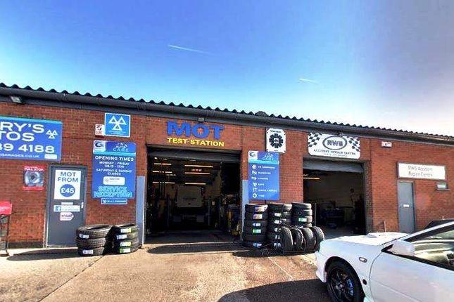 Thumbnail Parking/garage for sale in Candleby Lane, Cotgrave, Nottingham