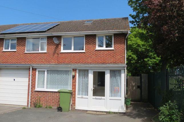 Thumbnail Property to rent in Stanwick Gardens, Cheltenham